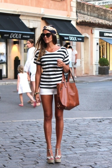 French Riviera Style Clothing