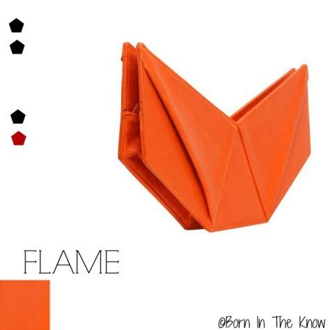 V Clutch - Flame
