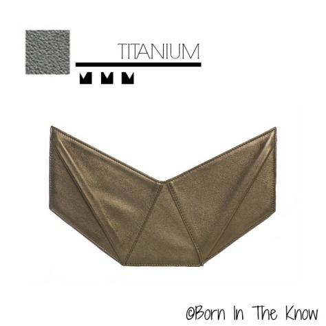 V Clutch - Titanium