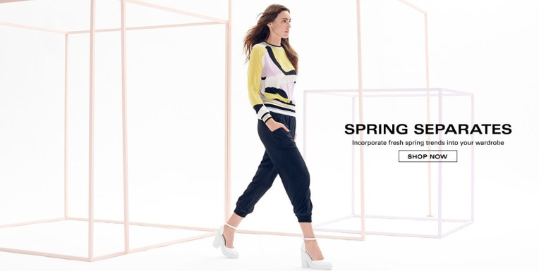 eBay Spring Separates