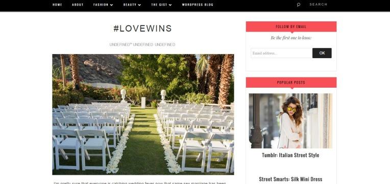 blogspot screenshot